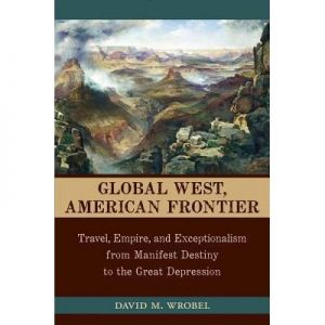 Book cover for Global West