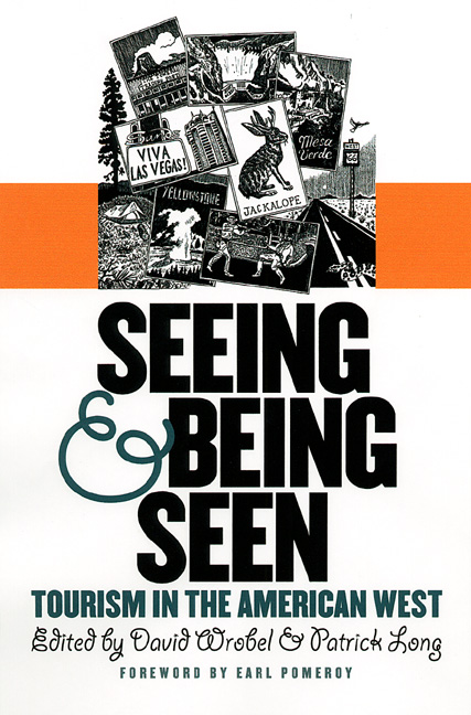 book cover for Seeing and Being Seen