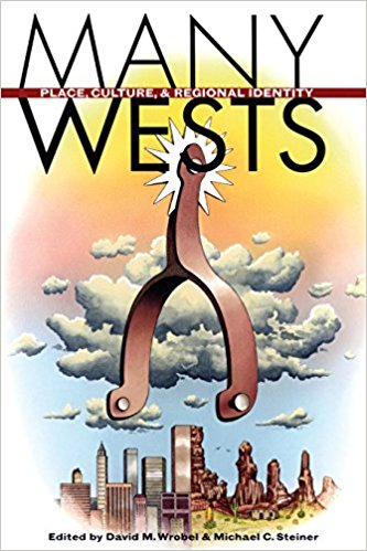 Book cover for Many Wests